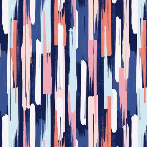 Multi Stripe par Ali Brooks pour Dashwood Studio - Coton - 10m